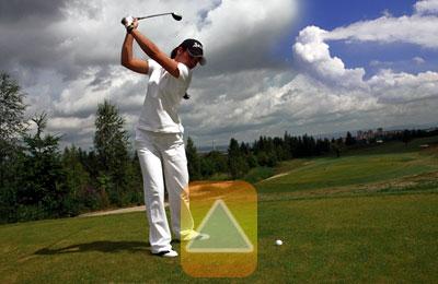 Moderne Golfhosen